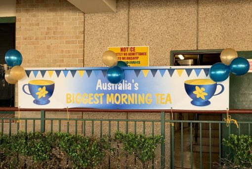 Sevaan's Biggest Morning Tea