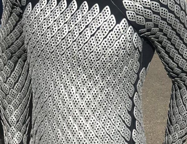 Ironskinn dive suit