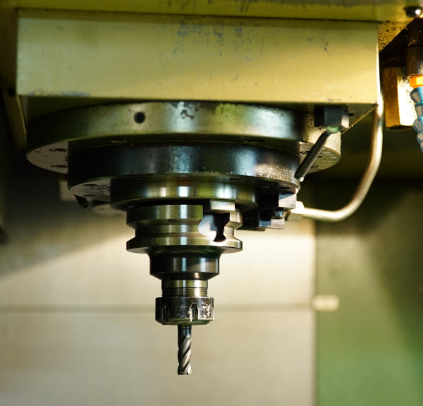 Precision Production - CNC Machining
