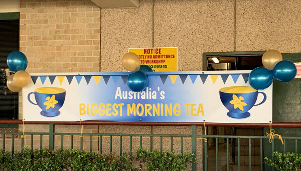 Sevaan Group - Biggest Morning Tea in Australia