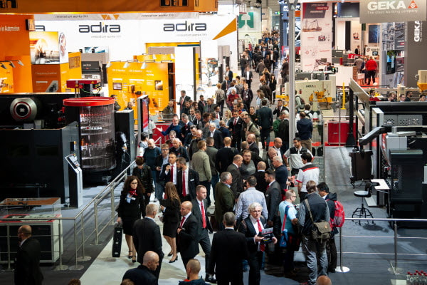 Manufacturing and Machine Tool Exhibition
