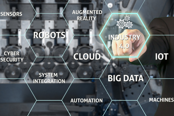 Industry 4.0 and the Internet of Things
