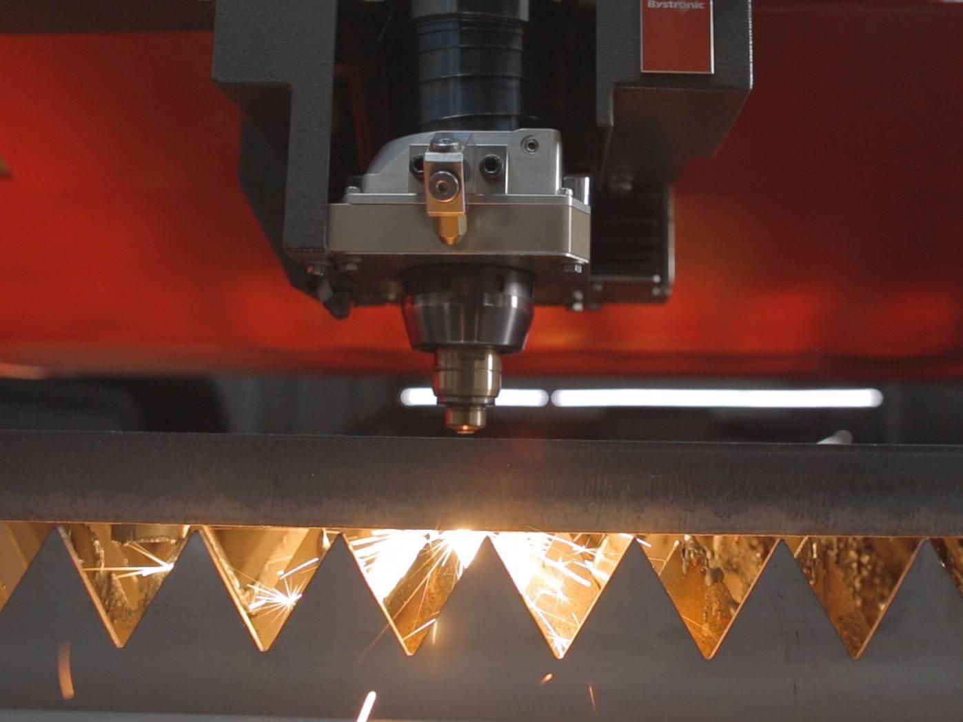 Bystronic Fiber Laser