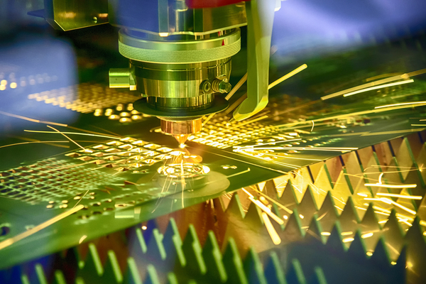 Laser cutting and Industry 4.0