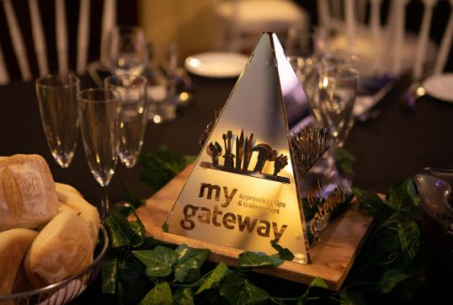 Sevaan Group Creates Unique Centrepieces for My Gateway Awards Night
