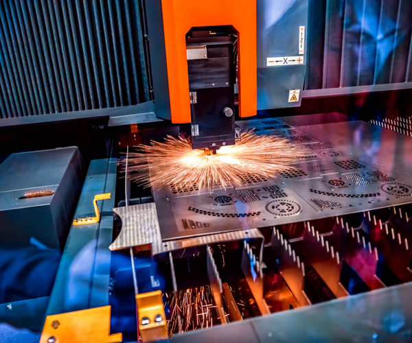 State-of-the-art laser cutting