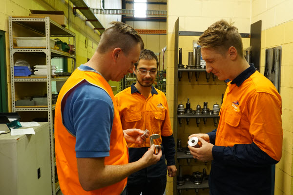 Staff and safety development