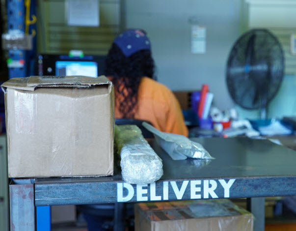 Sevaan - Delivery