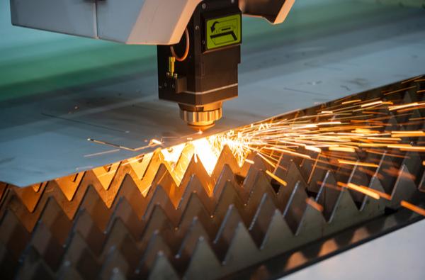 The hi-technology sheet metal manufacturing process