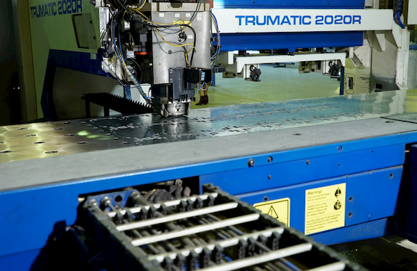 CNC Controlled Precision