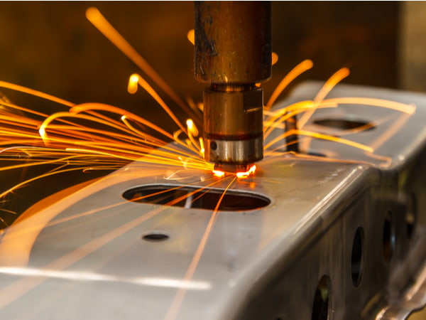 Automotive spot welding