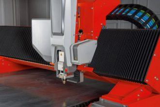 Sevaan Group's laser cutting capabilities