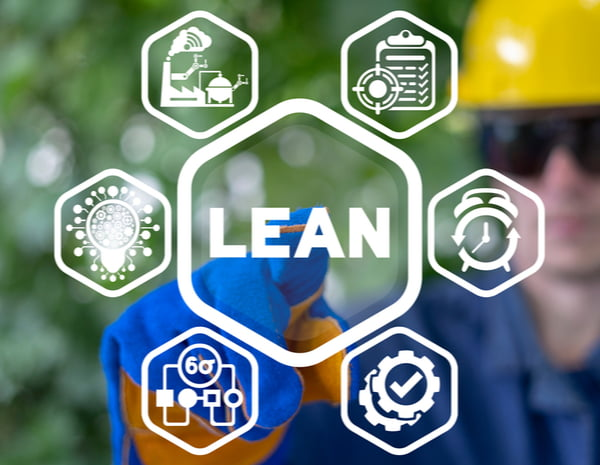 LEAN production strategy